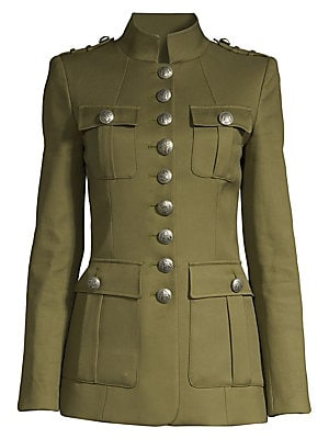 Military Jacket by Michael Kors Collection