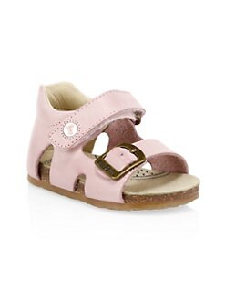 caeddc984db Naturino. Baby s   Little Girl s Bea First Walker Leather Sandals