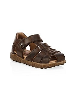 7793cade6449a4 QUICK VIEW. Naturino. Little Boy s   Boy s Gene Fisherman Leather Sandals