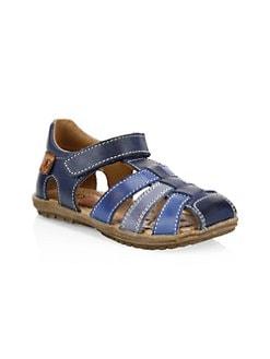 05dda1aa7c17c QUICK VIEW. Naturino. Little Girl's & Girl's Fisherman Leather Sandals