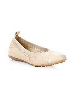 abf200b92ee4 Naturino. Little Girl s   Girl s Anacona Quilted Flats