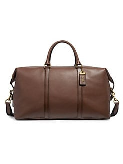 4fbf56268e80 COACH - Metropolitan Duffle 52 Leather Bag