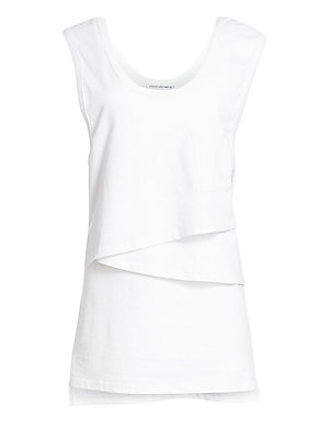 Layered Cotton T Shirt Dress by Alexanderwang.T