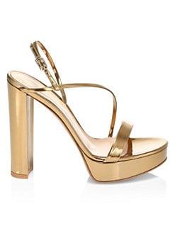 e93faf36784 QUICK VIEW. Gianvito Rossi. Platform Slingback Sandals