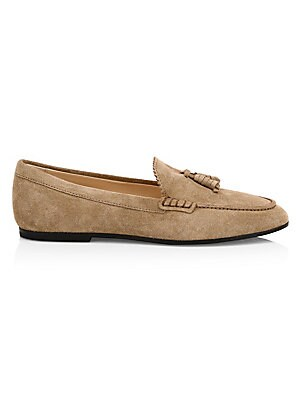 59050fc07ae Tod s - Gommini Leather Drivers Loafer - saks.com