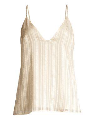 5b4f355f0f45a6 Women s Apparel - Lingerie   Sleepwear - Camisoles - saks.com
