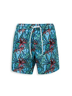 878dd8a35b QUICK VIEW. Snapper Rock. Little Boy's & Boy's Jungle Board Shorts
