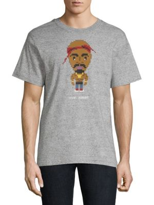 Mostly Heard Rarely Seen Tops Trust Nobody Graphic Tee