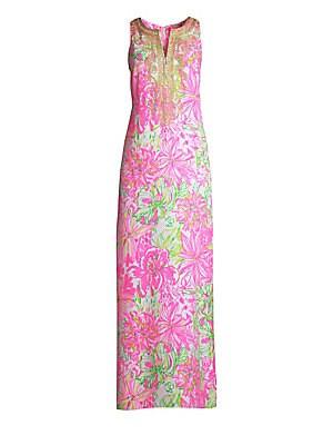 07c16c3ba32a54 Lilly Pulitzer - Skipper Sleeveless Dress - saks.com