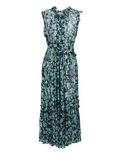 b8674c628d9 QUICK VIEW. Zimmermann. Moncur Frill Midi Dress