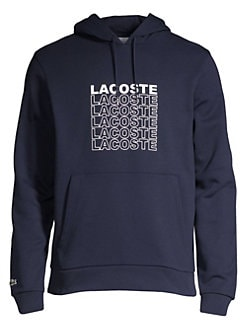 2807413a398 Lacoste - Logo Graphic French Terry Sweatshirt