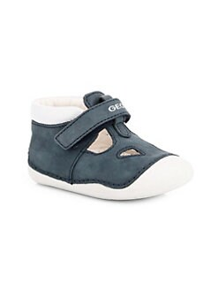 the best attitude 8b9ec 0745b Geox. Baby Boy s Tutim Leather Sneakers