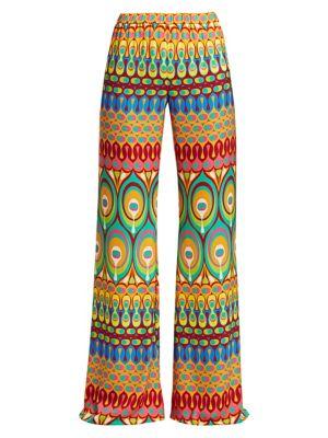 Alexis Pants Malone Multicolor Wide Leg Pants