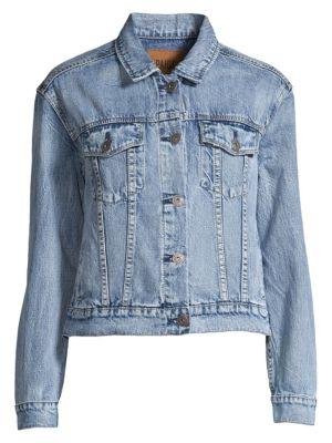 Paige Jeans Jojo Denim Jacket