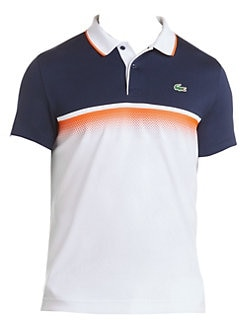 752d9410a571 QUICK VIEW. Lacoste. Ultra-Dry Pique Polo Shirt