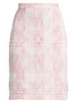 33b293c261ff9 QUICK VIEW. Misook. Multi-Tweed Pencil Skirt
