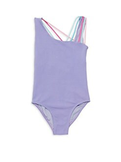 315b0e05ce99b Product image. QUICK VIEW. Little Peixoto. Little Girl s   Girl s Olivia One -Piece Multicolor-Strap Bathing Suit