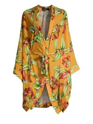 Patbo Tops Zebrina Kimono