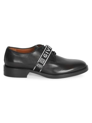 Givenchy Cruz Leather Derby Shoes