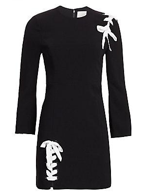 Izella Ribbon Dress by Cinq à Sept