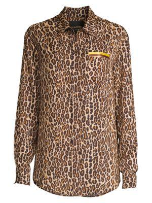 Le Superbe Future Leopard Shirt