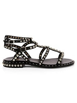 1be10eab8c79 QUICK VIEW. Ash. Precious Studded Leather Gladiator Sandals