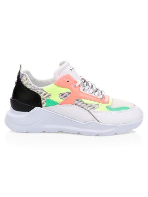 Fuga Pop LeatherMesh Top High Sneakers XiPkZuOT