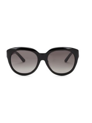 Celine 56mm Round Sunglasses