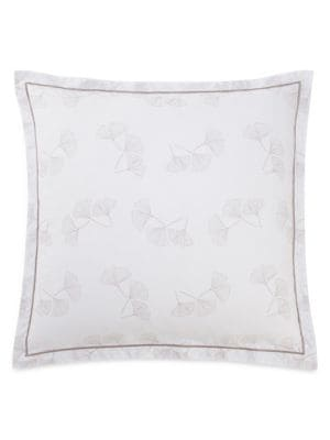 Anne De Sol Ne Legende Printed Cotton Euro Pillow Sham