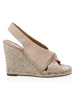 7f543d982cbb Joie. Kaili Suede Platform Wedge Espadrille Sandals