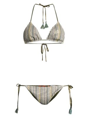 Missoni Mare Two Piece String Bikini Set