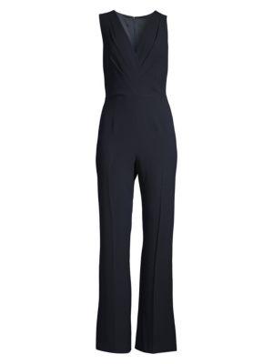 Elie Tahari Suits Adaline Sleeveless Jumpsuit
