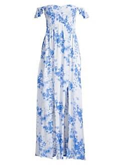 769b6a6ec85 Tiare Hawaii. Hollie Floral Empire ...