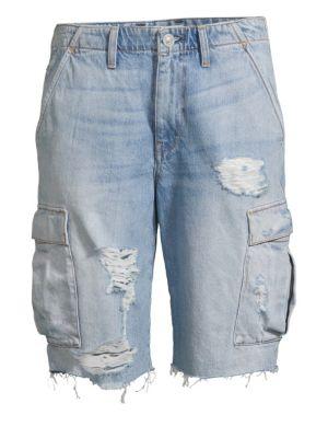 Hudson Shorts Jane Relaxed Cargo Shorts