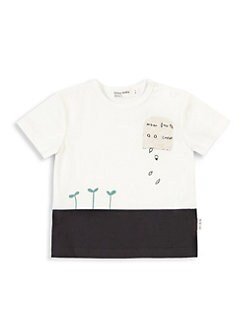 8047c4c81 Baby's & Little Boy's Farmers Market Knit Tee OFF WHITE. QUICK VIEW.  Product image. QUICK VIEW. Miles Baby