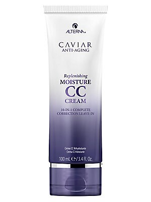 Image of WHAT IT IS From the Caviar Anti-Aging Collection. A perfecting leave-in product that delivers 10 benefits in one easy step. No animal testing. Paraben-free. 3.4 oz. Made in USA. Awards: 2013 & 2017 Allure Best of Beauty WHAT IT DOES Leave-in treatment and