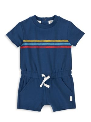 Miles Baby Baby Girl S Piscine Knit Jumpsuit
