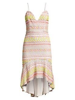 b5f068ab6fa Alice + Olivia. Amina Beaded Sweetheart Dress