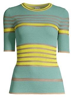 3c7f0de350e7c1 QUICK VIEW. M Missoni. Striped Sweater