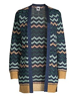f2e803dfe8 QUICK VIEW. M Missoni. Lurex Cardigan