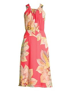 391c540bb4dd6a Trina Turk   Women's Apparel - Dresses - Florals & Prints - saks.com