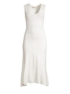 85301e33b324 QUICK VIEW. Diane von Furstenberg. Clover Textured Midi Dress