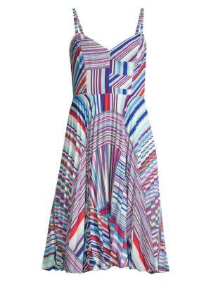 Parker Dresses Magna Stripe Dress