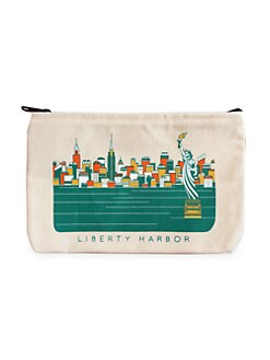 1a8395d33bb4 QUICK VIEW. Strand. Studio Strand Liberty Harbor Cotton Pouch