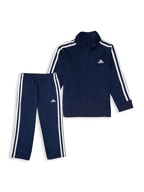 Adidas Baby Boys 2-Piece Signature Tracksuit