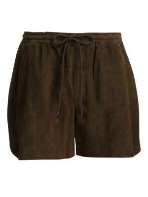 Frame Shorts Suede Walking Shorts