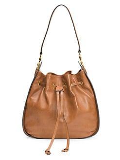 59e17c381f0b91 Product image. QUICK VIEW. Frye. Ilana Leather Hobo Bag