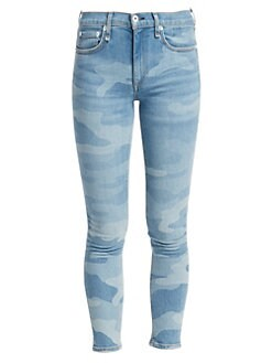 e6a0eacf78ede QUICK VIEW. Rag   Bone. Cate Mid-Rise Camo Ankle Skinny Jeans