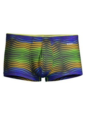 Image of 2XIST Sliq Optical Print Trunks
