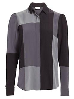 5807984d5 Women's Collard Shirts & Button Downs | Saks.com